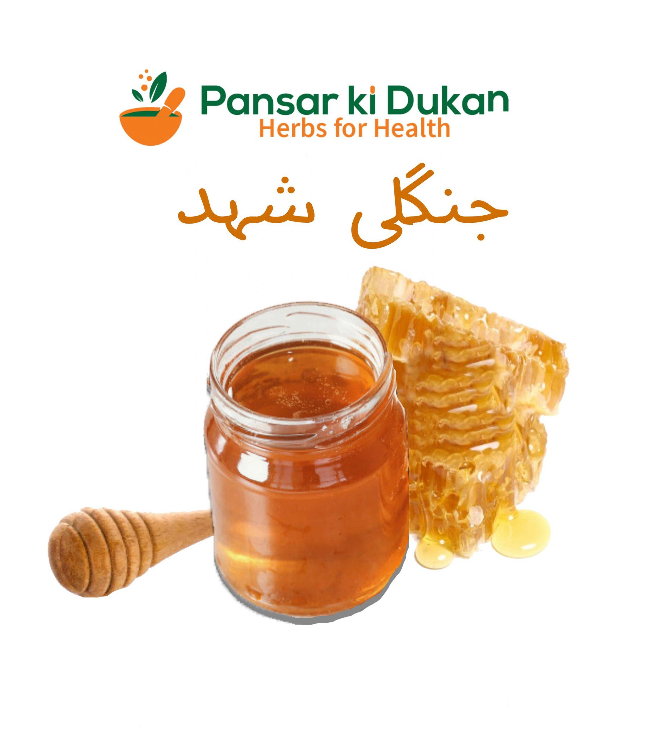 Pansar ki Dukan Honey scaled